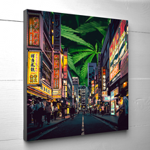Load image into Gallery viewer, 12x12 WEED CITY