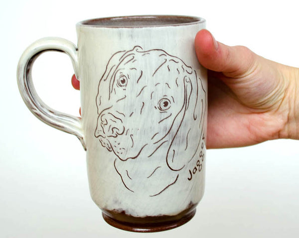 Sweet and Simple Pet Mug - White PRE ORDER