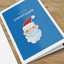 Load image into Gallery viewer, Christmask Card