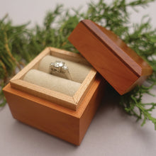 Load image into Gallery viewer, Ring/Cufflink Box