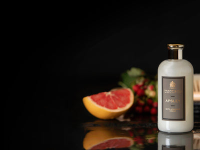 Introducing The Apsley Bath & Shower Cream and How One Of London's Greatest Addresses Inspired It