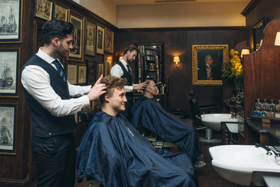 St Patrick's Day 'Trim & Tonic' Barbershop Pop-Up