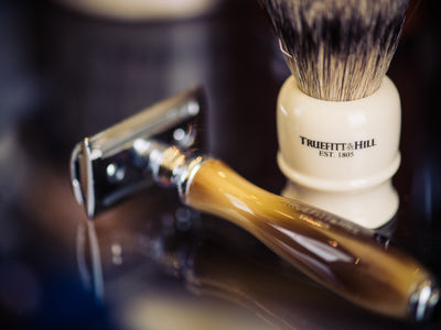 Seven Steps for the Perfect Shave