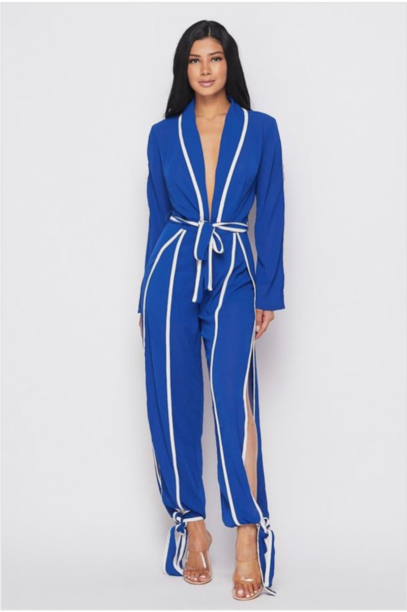 Checkmate Jumpsuit