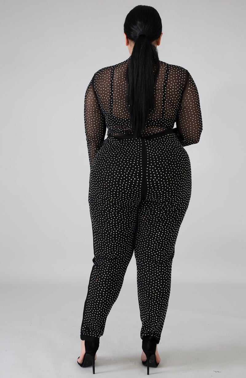 Diamonize Jumpsuit