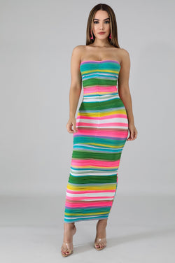 Green Acres Dress