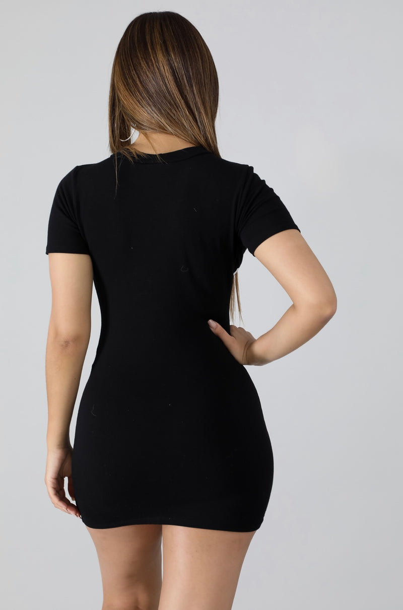 Rock T-Shirt Dress