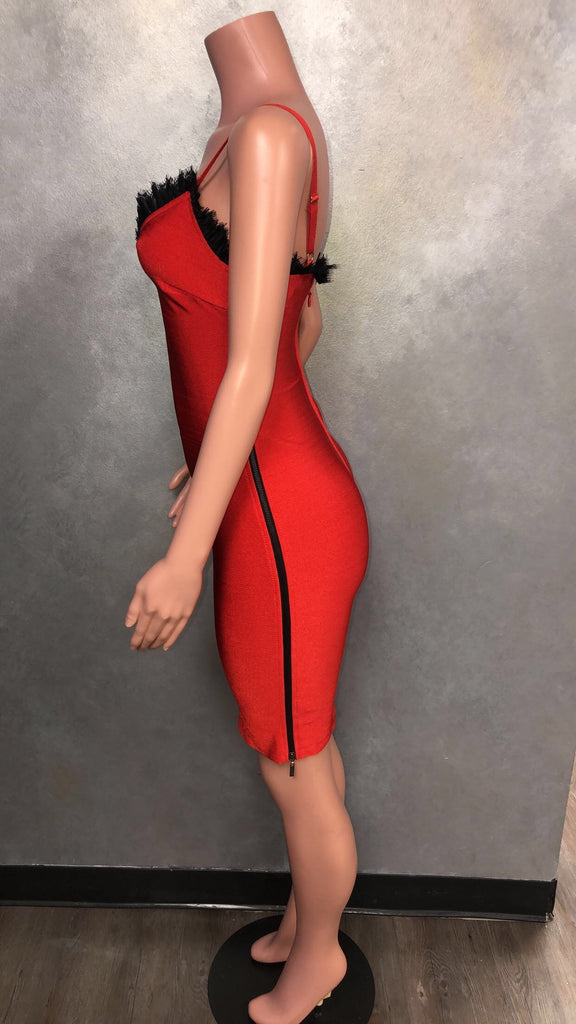 Zoya Bandage Dress
