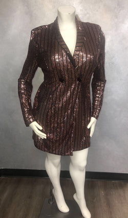 Triumph Blazer Dress