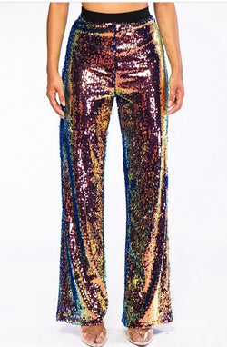 Islet Sequin Pants