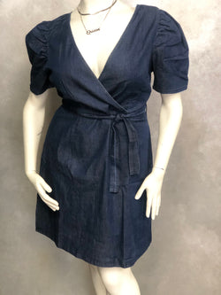 Lizer Denim Dress