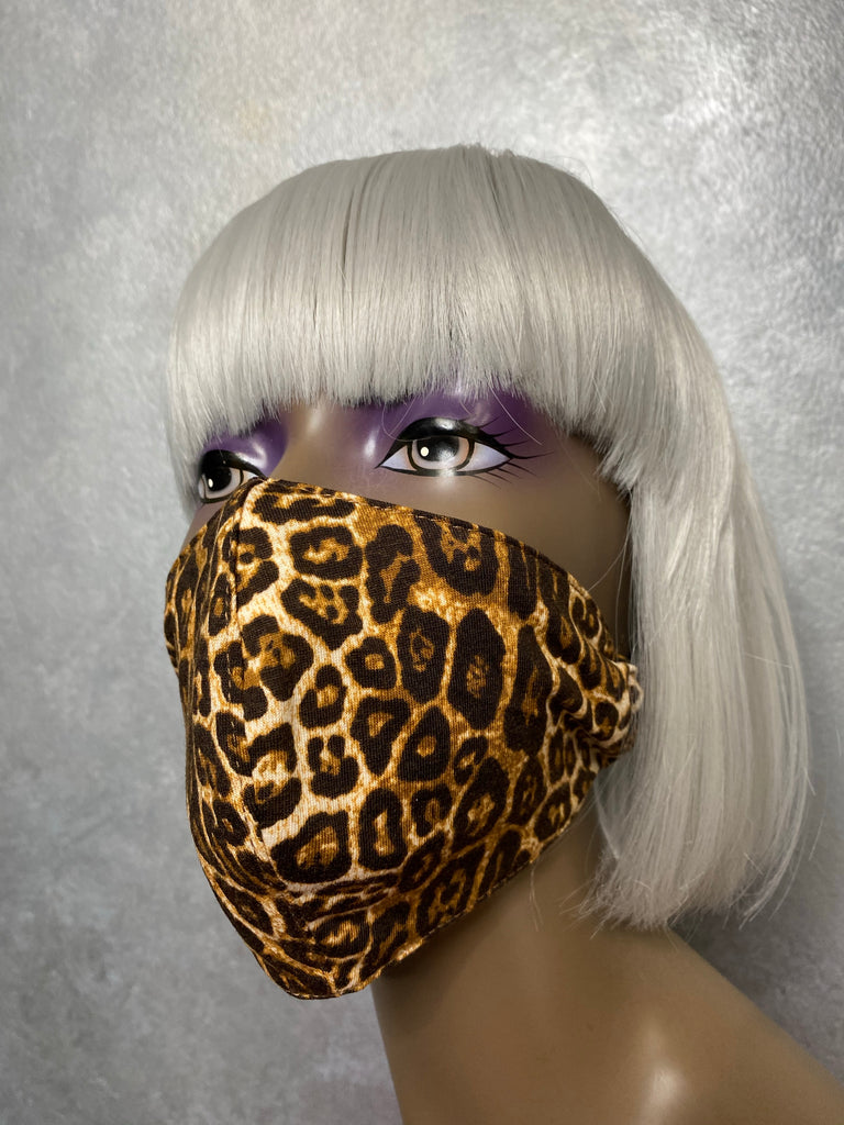 Cheetah Girl Mask