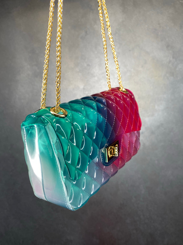 Jelly Mix Clutch