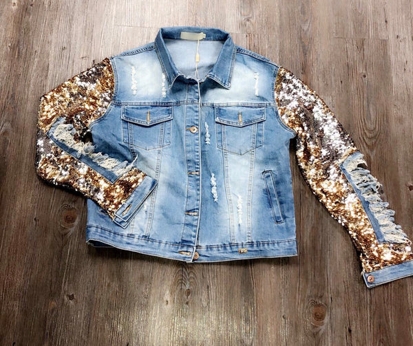 Mix It Up Jacket