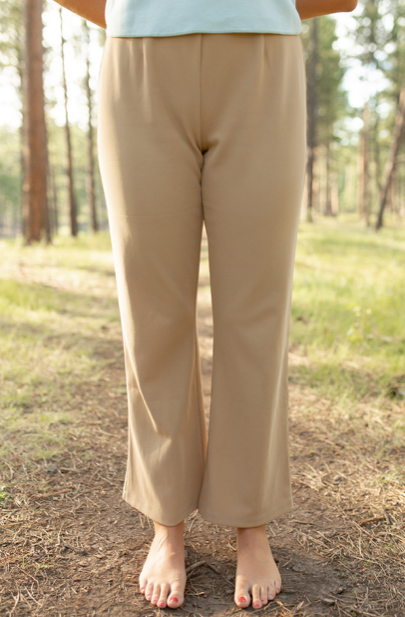 Tan Slacks
