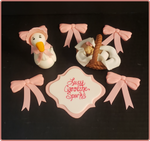 Mother Goose and Baby cake kit