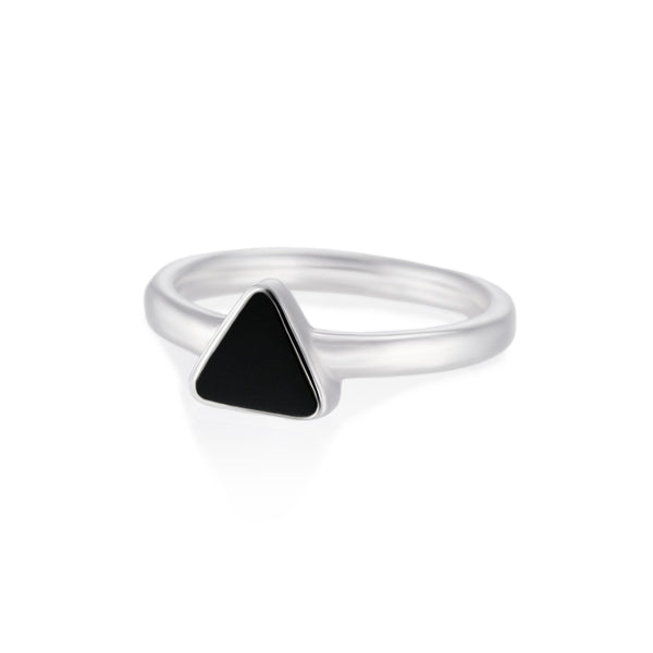 MAASAW Ring - Black Onyx