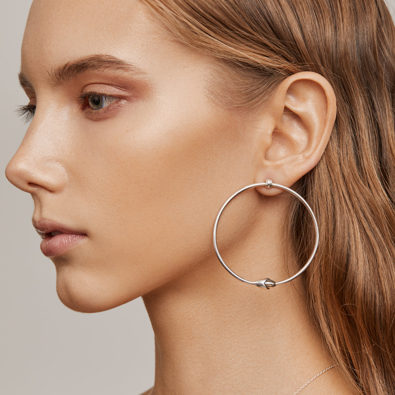 KAMALA Hoop Earrings