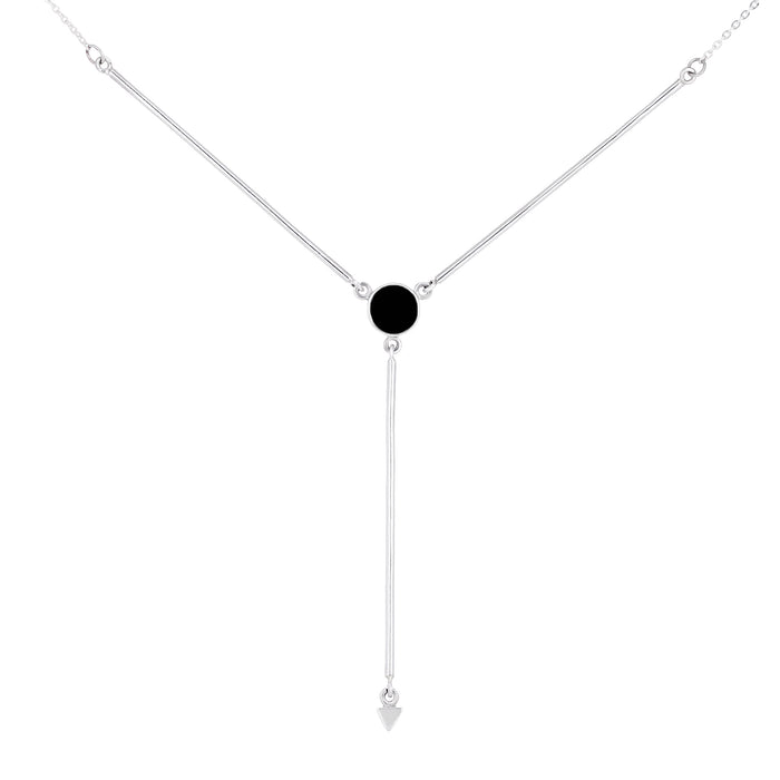 TAWA Necklace - Black Onyx