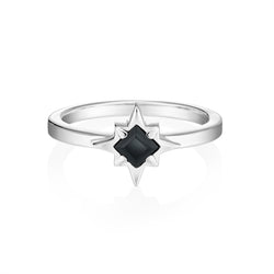 STARDUST Ring - Black Onyx