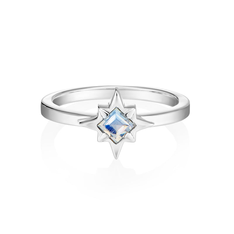 STARDUST Ring - Moonstone