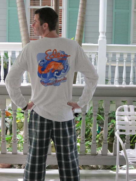 Long Sleeve Koi Tee