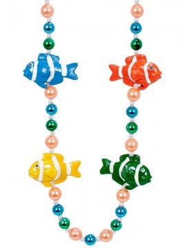 Clown Fish Beads