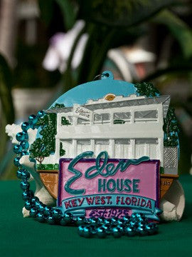 Eden House Mardi Gras Beads