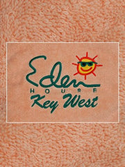Eden House Beach Towel