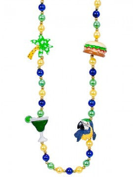 Paradise Parrot Beads