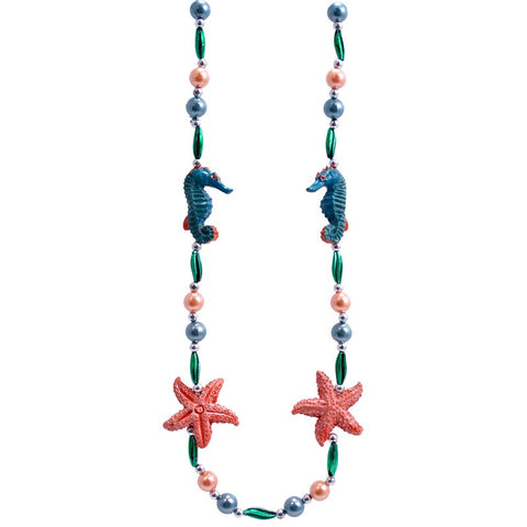 Seahorse and Starfish Beads