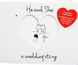 He & She: A Wedding Story