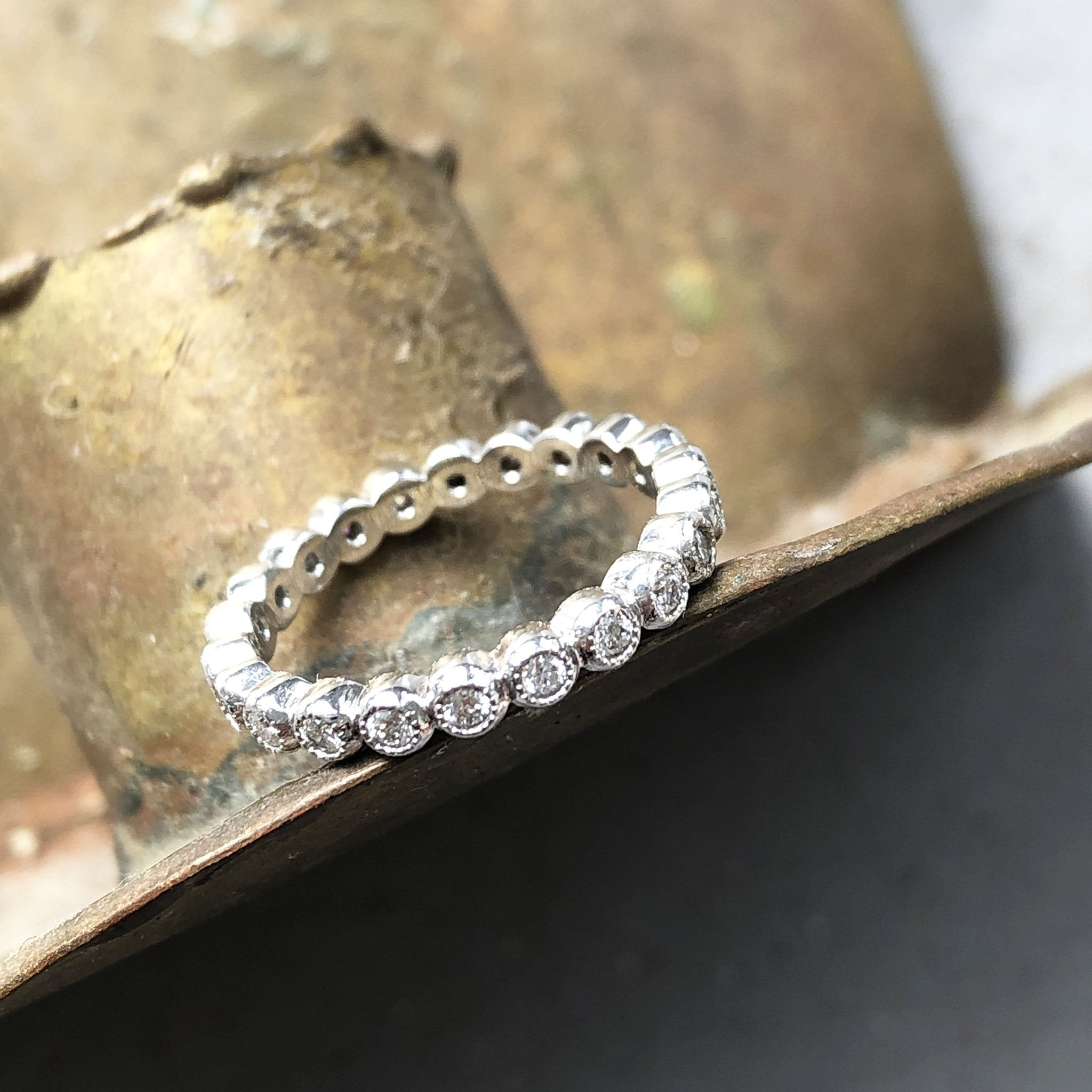 21 Diamond Full Eternity Ring