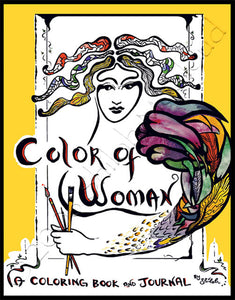 Color of Woman Journal