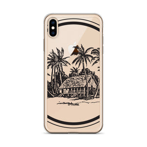 Summer House iPhone Case