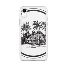 Load image into Gallery viewer, Summer House iPhone Case