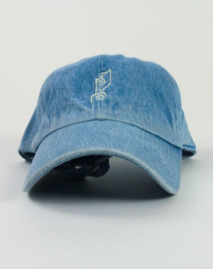 Denim & Bone Logo Dad Hat