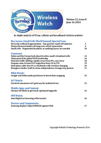 Wireless Watch 547: SCWS Special Issue