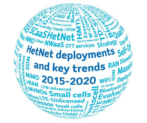 HetNet deployments and key trends 2015-2019