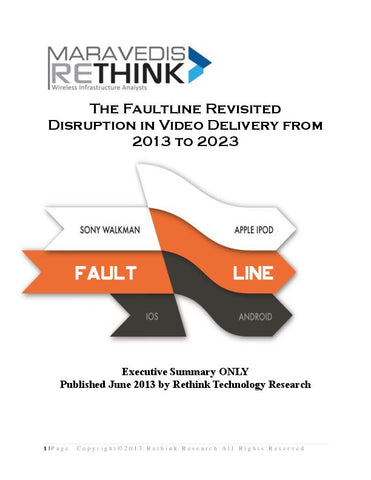 The Faultline Revisited Disruption in Video Delivery from 2013 to 2023