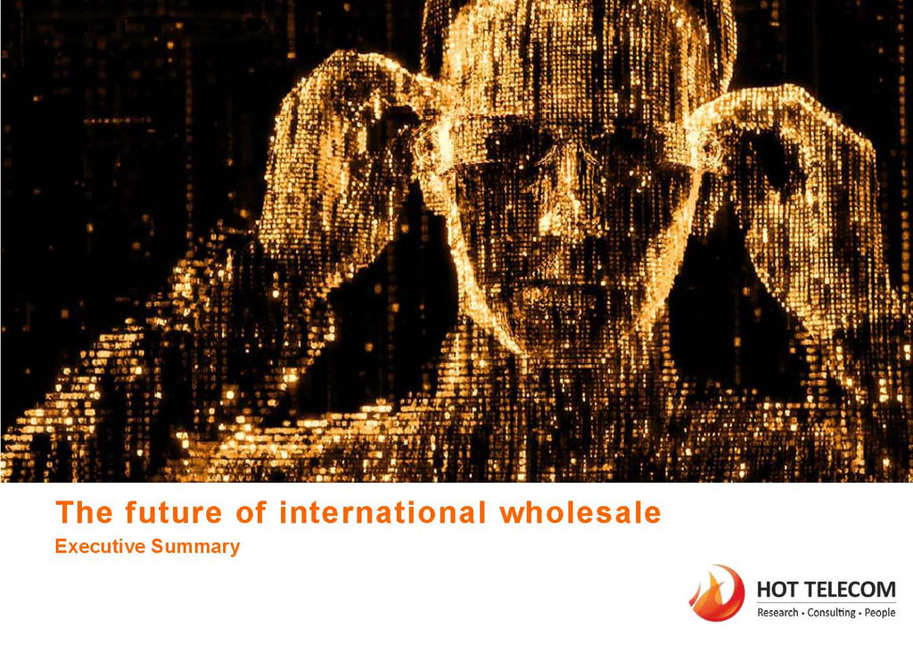 The future of international wholesale