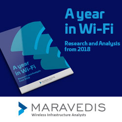 A Year in Wi-Fi: Research and Analysis from 2018