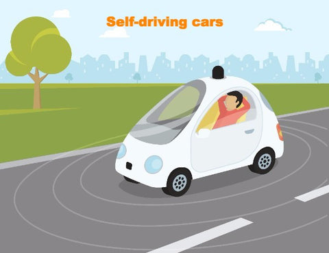 Self-driving cars: The death of the auto industry as we know it