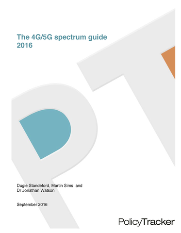The 4G and 5G Spectrum Guide