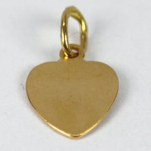 Load image into Gallery viewer, 9K Yellow Gold Love Heart Charm Pendant