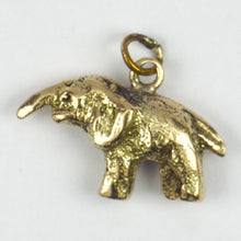 Load image into Gallery viewer, 9K Yellow Gold Elephant Charm Pendant