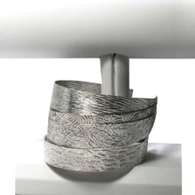 Load image into Gallery viewer, Pushaq Crafted 950 Sterling Silver Cuff Bracelet