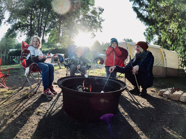 10 Camping Hacks: Family Edition