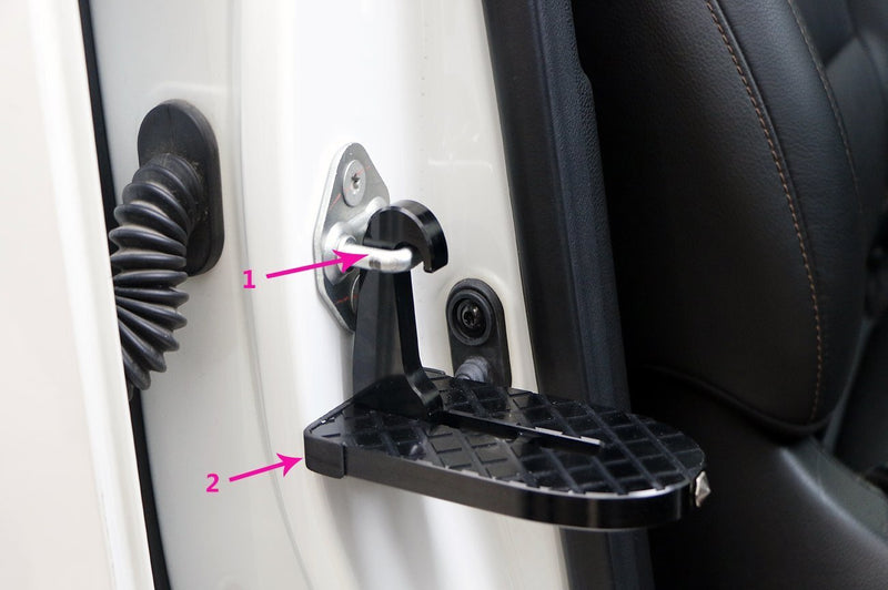 Car Door Step Hook