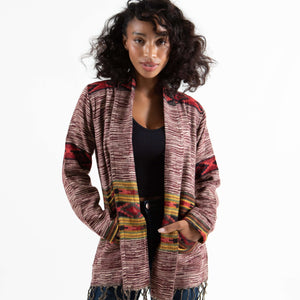 LADAKH WOMEN'S JACKET